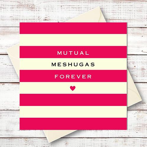 MUTUAL MESHUGAS (CH015)