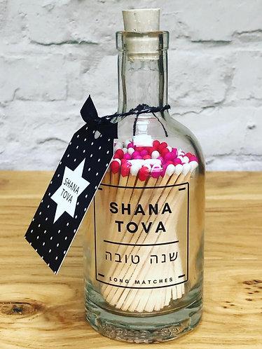 SHANA TOVA MATCH BOTTLE (Pink)