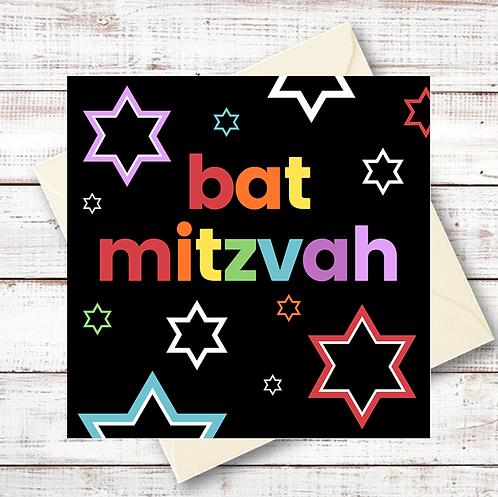BAT MITZVAH (MZL026)
