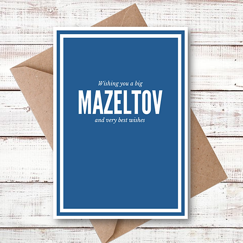 MAZELTOV (OG03)
