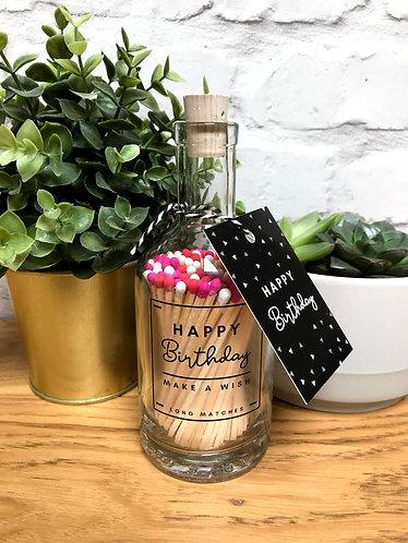 MAKE A WISH BIRTHDAY MATCHES