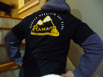 T-shirt rear