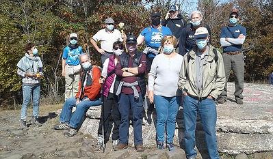 RMSC Hiking, October 2020
