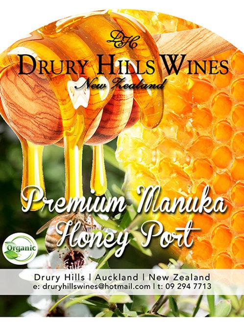 Premium Manuka Honey Port