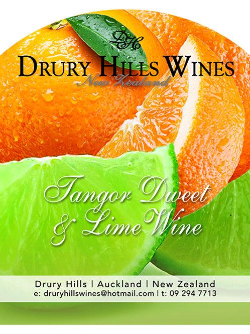 Tangor Dweet & Lime Wine