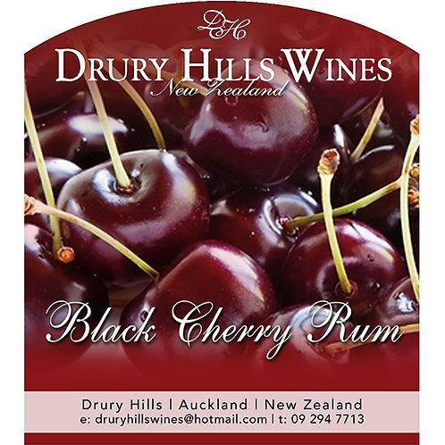 Black Cherry Rum