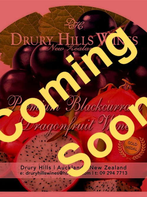 New Red Dragonfruit Wine Coming Soon