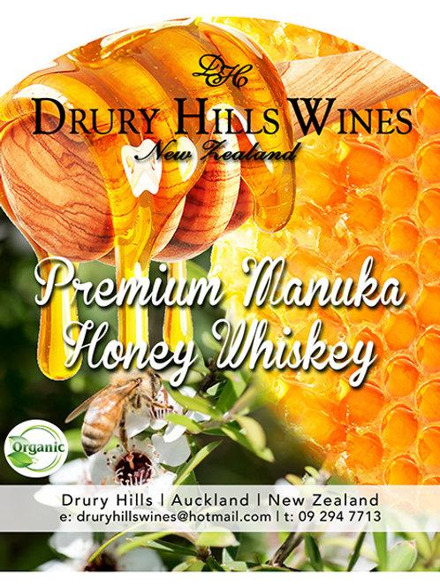 Premium Manuka Honey Whiskey