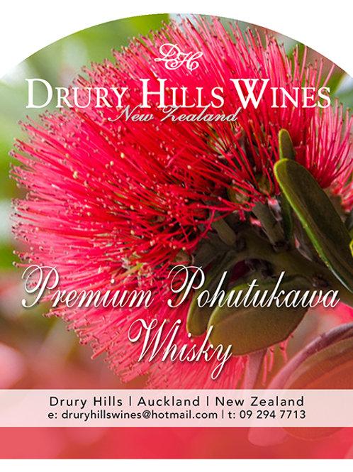 Premium Pohutukawa Whisky