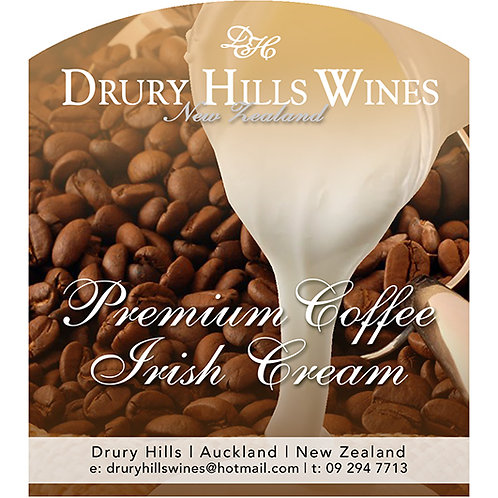 Premium Coffee Irish Cream
