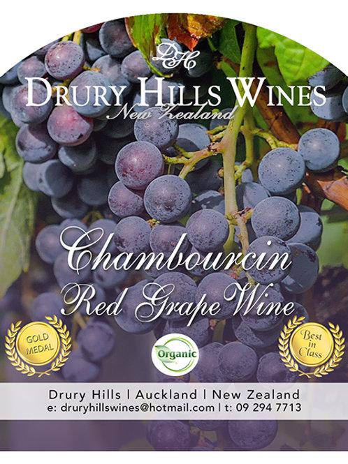 Chambourcin Red Grape Wine