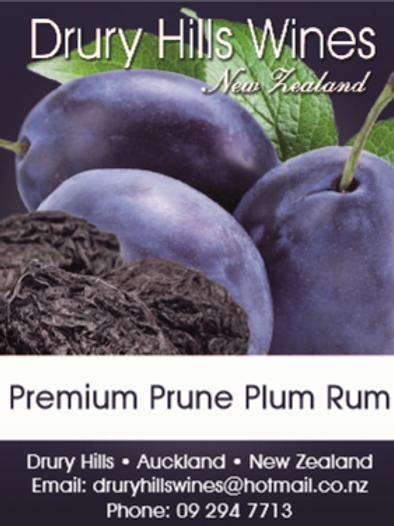 Premium Prune Plum Wine