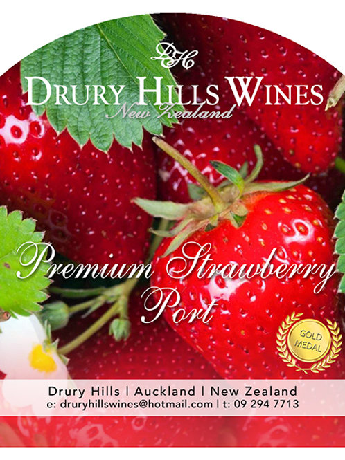 Premium Strawberry Port