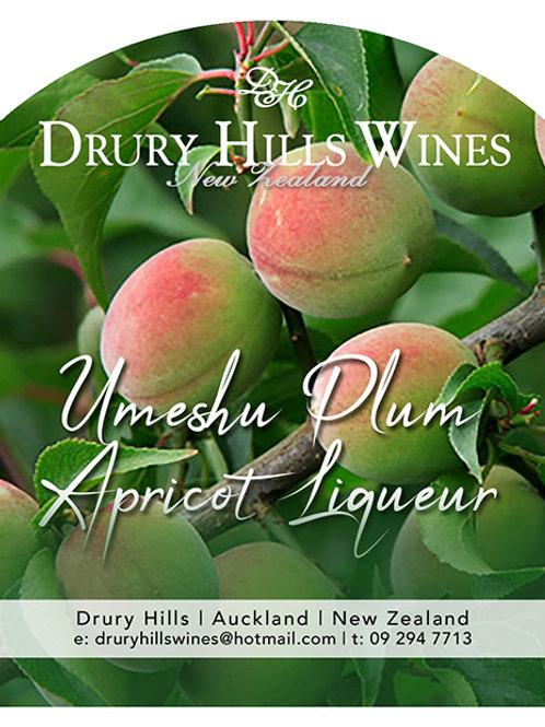 Umeshu Plum Apricot Liqueur