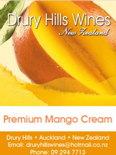 Premium Mango Cream