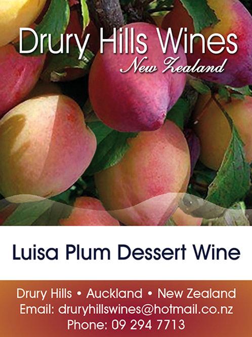 Louisa Plum Dessert Wine