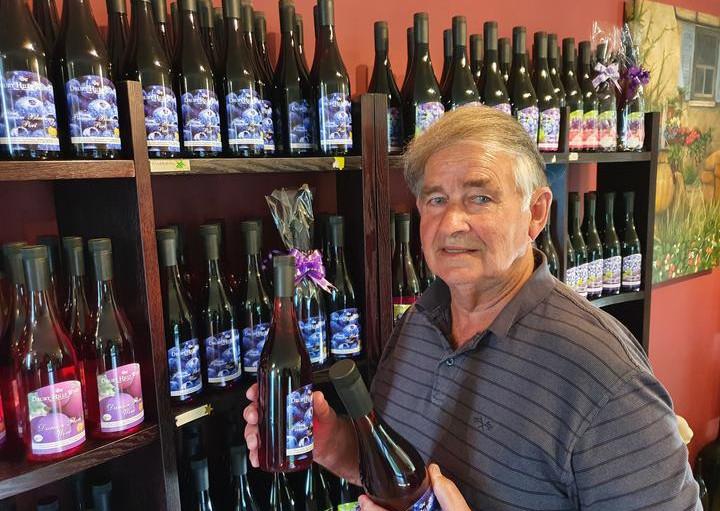 Fruit in a Bottle - Drury Hills Wines
