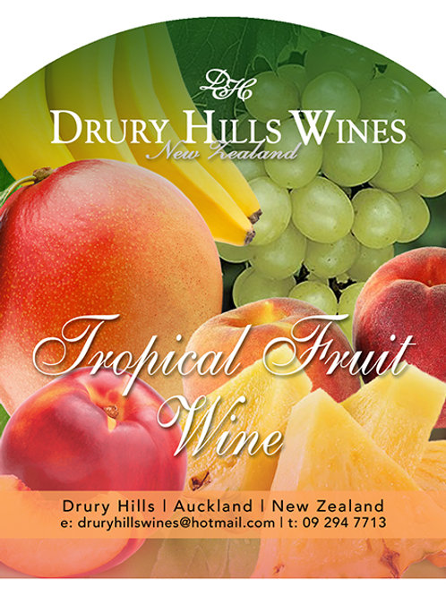 Tropical Fruit Wine