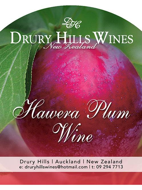 Hawera Plum Wine