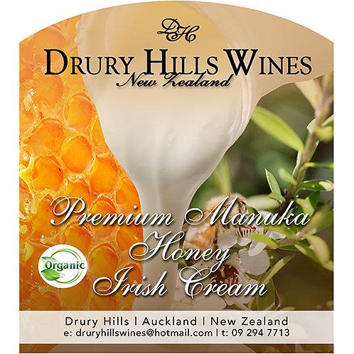 Premium Manuka Honey Irish Cream