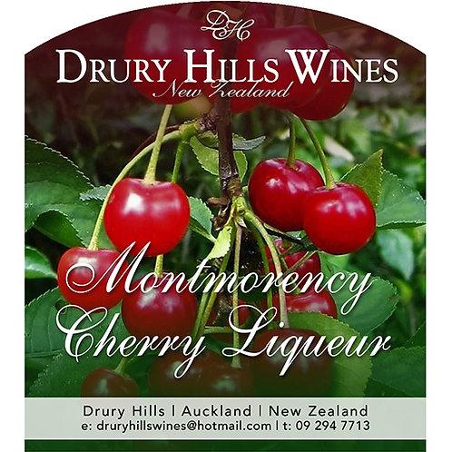 Montmorency Cherry Liqueur