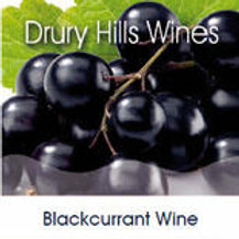 Blackcurrent Wine