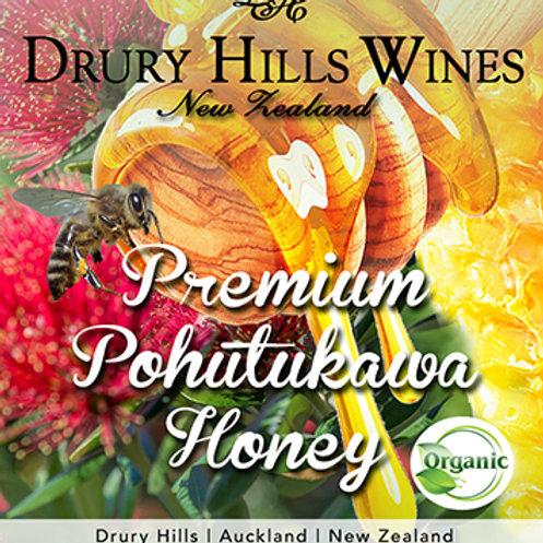 Premium Pohutukawa Honey