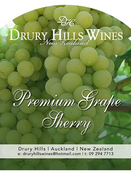 Premium Grape Sherry