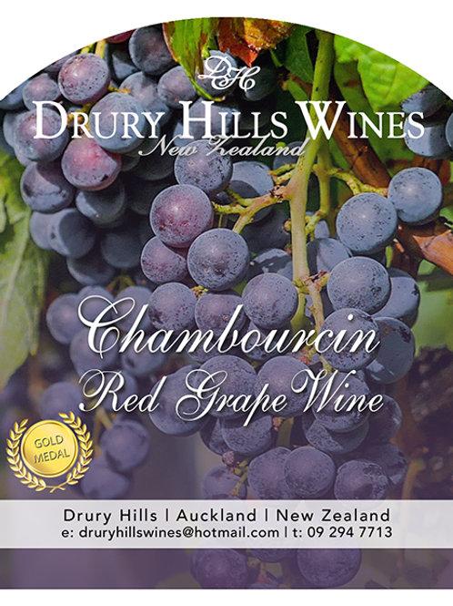 Chamborucin Red Wine