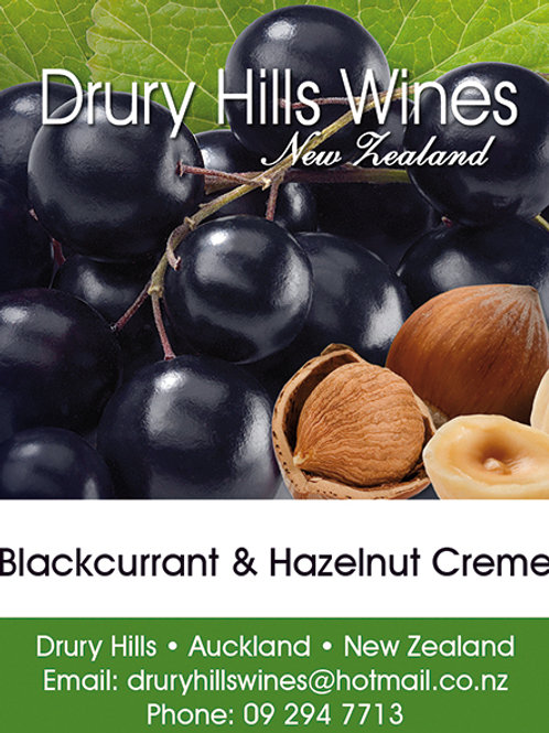 Blackcurrent & Hazelnut Cream