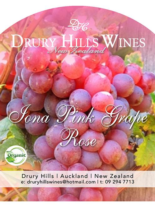 Iona Pink Grape Rose Wine