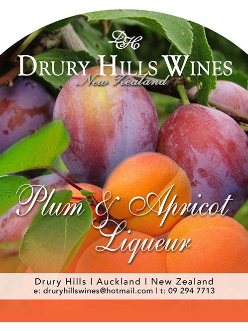 Plum & Apricot Liqueur