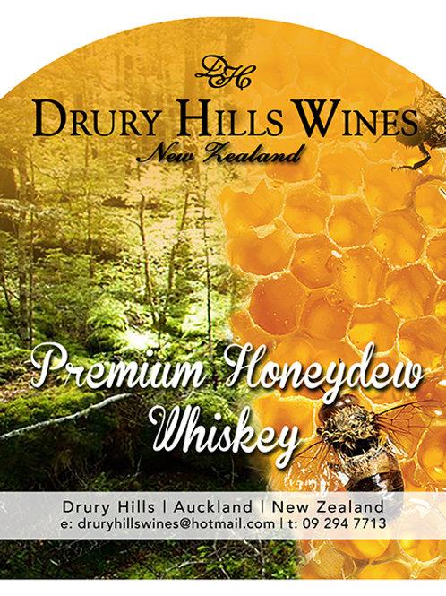 Premium Honeydew Whiskey