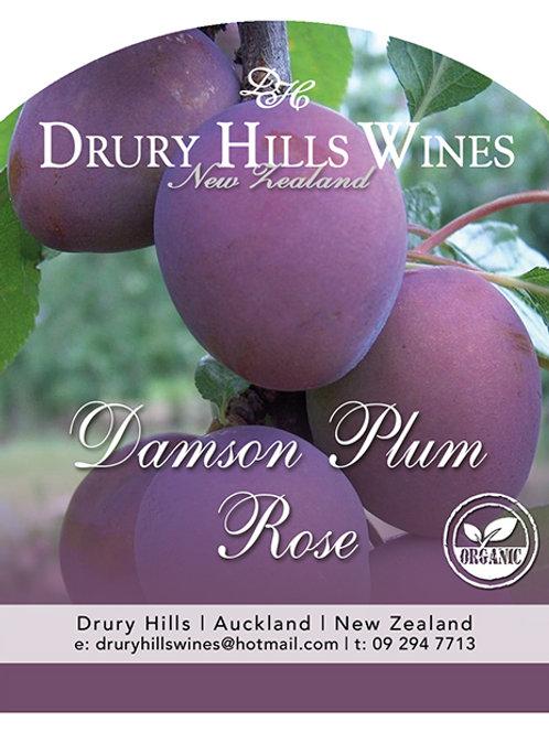 Damson Plum Rose Wine