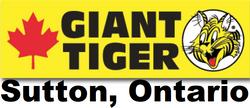 21 on c Giant_Tiger logo SUTTON