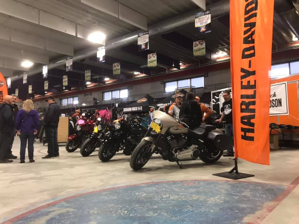 Ride for Sight NL 2019 w/Rugged Rock