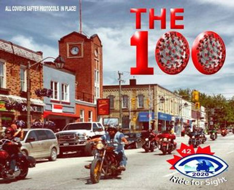 Ride for Sight Ontario 2020 - The 100 -