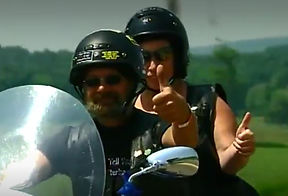 Thumbs up for Ride for Sight 1.JPG