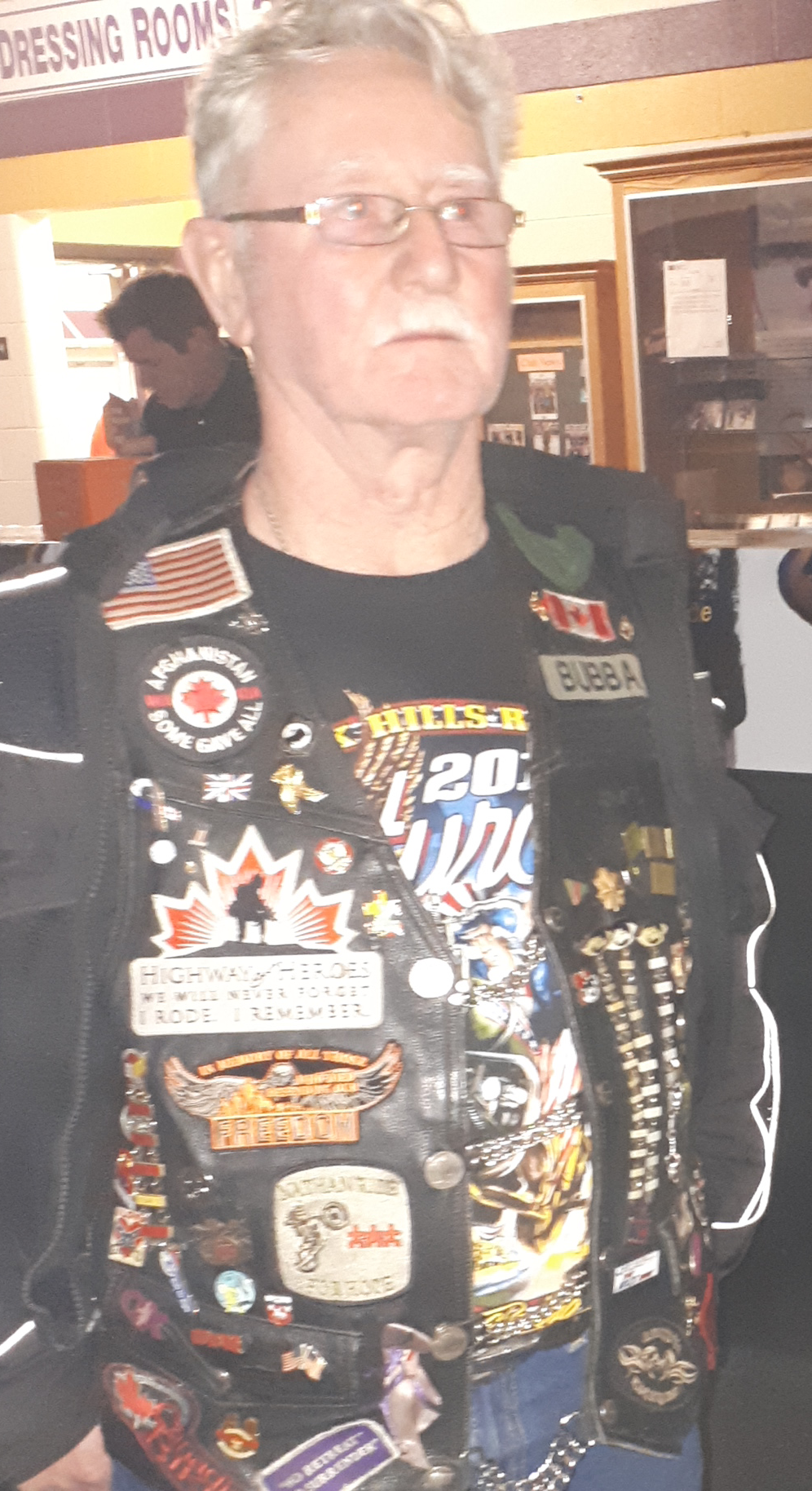 Ride for Sight NL 2019 Rider Ken Schabell