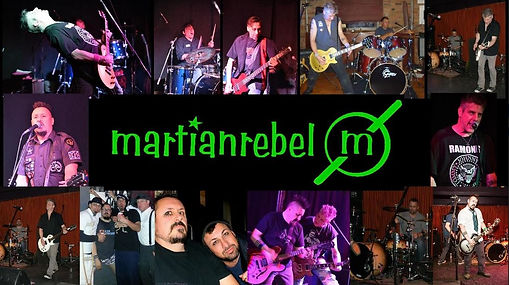 20 ON C Bands martian rebel band photo 1