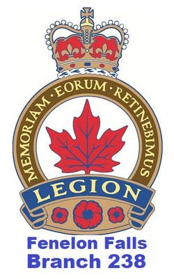 21 ON C Fenelon Falls Legion logo