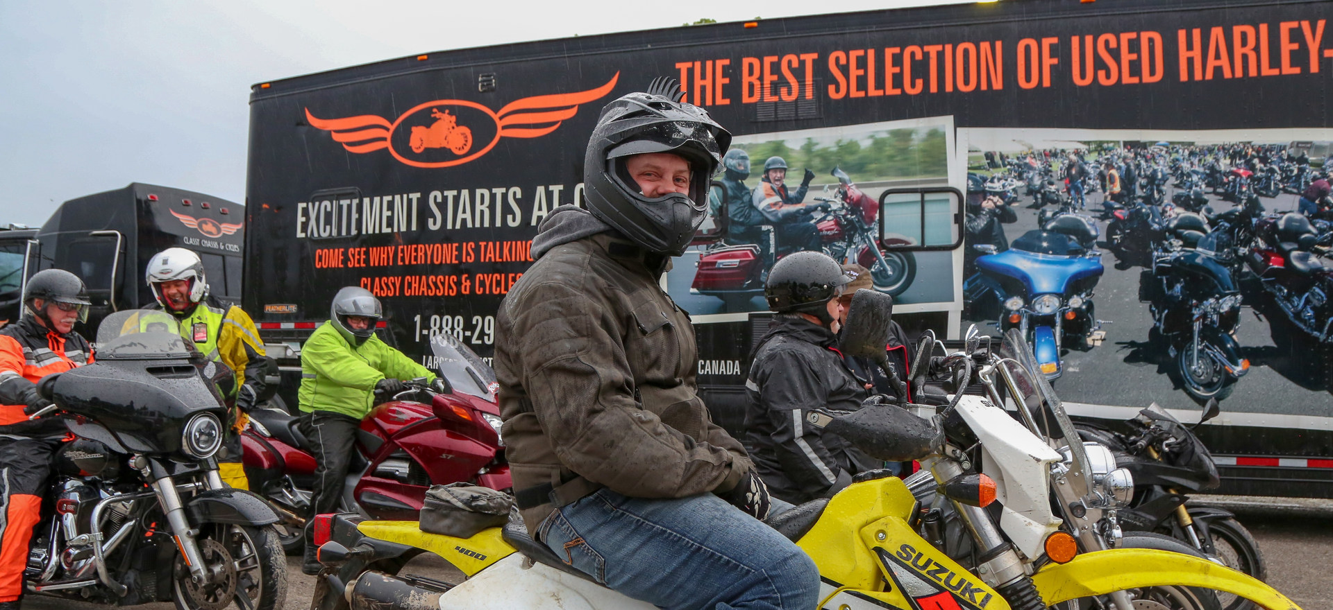 Ride for Sight with Classy Chassis 2019
