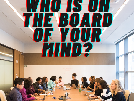 The Mind BoardRoom