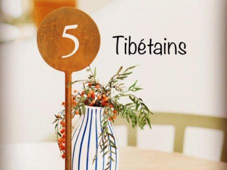 Une pratique corporelle pour faire circuler l'énergie à tester d'urgence: les 5 rites Tibétains