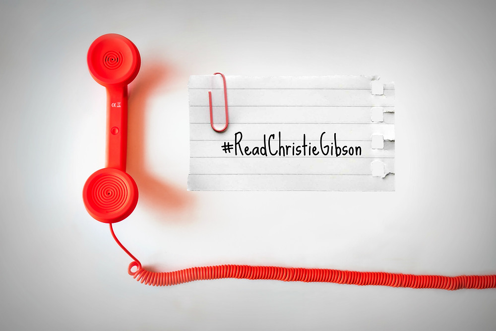 Christie_Gibson_Author