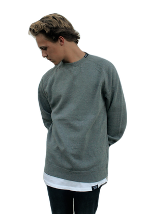 Basic Crew Sweater