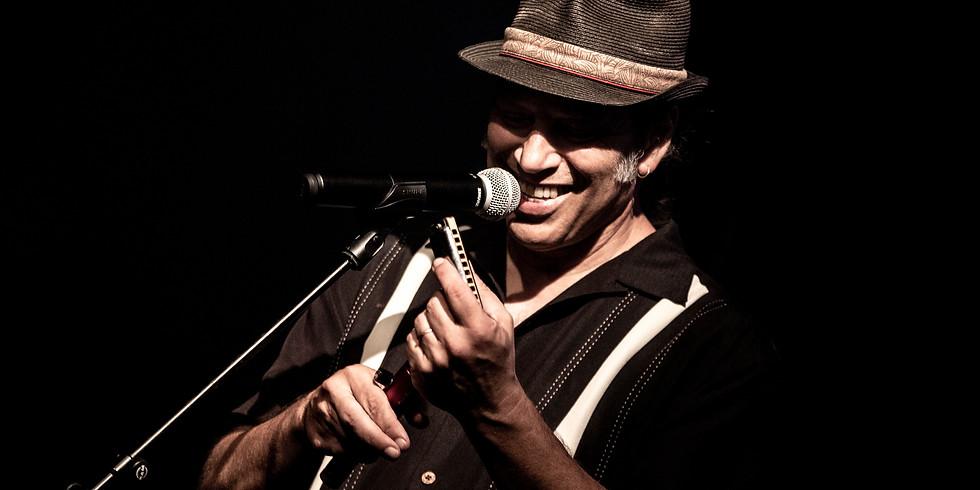 Dov Hammer at Eilat Blues festival