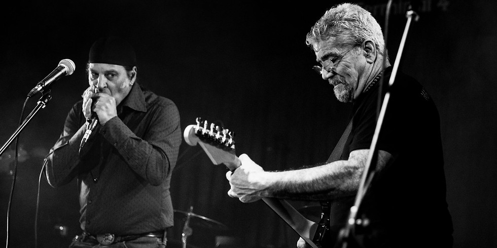 Dov Hammer with Mark Rashkow