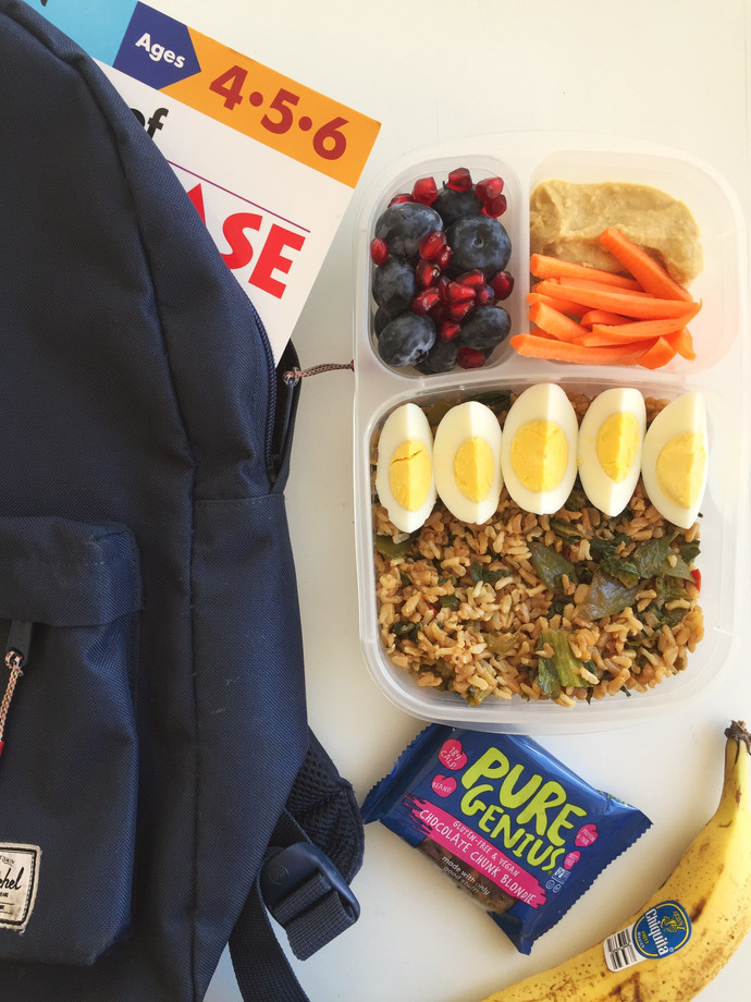Better School Lunchbox                          and Snack Menus