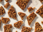 Honey and Walnut Brittle